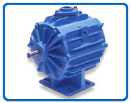 Oil Lubricated Rotary Vane Vacuum Pumps for Milking machines